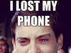lost silent phone.