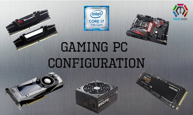 A Gaming PC Configuration