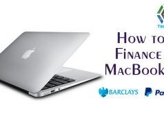 FINANCE A MACBOOK