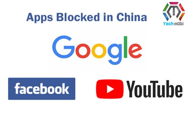 Popular Apps Blocked in China