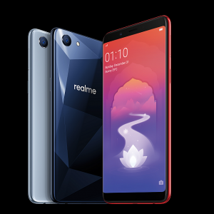 RealMe- TechMobi