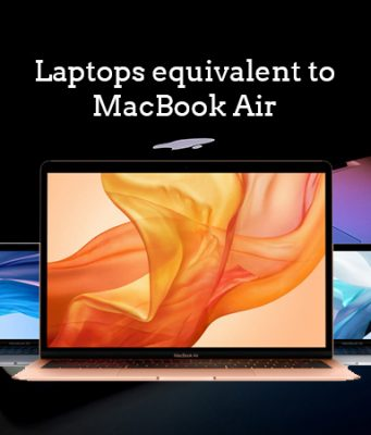 Laptops equivalent to Mac Book Air