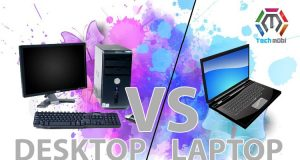 Laptops vs Desktops