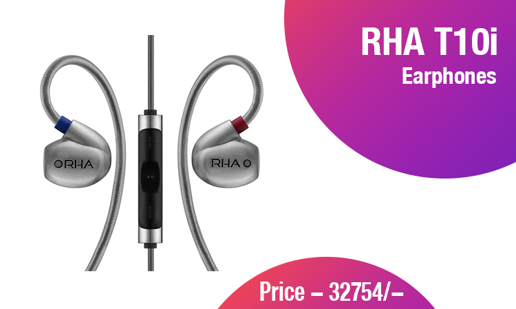 RHA T10i Earphones