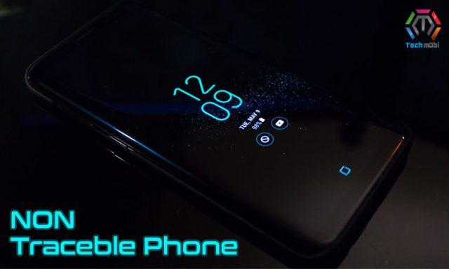 NON Traceble Phone