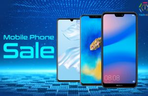 Huawei's b Mobile Phone Sale