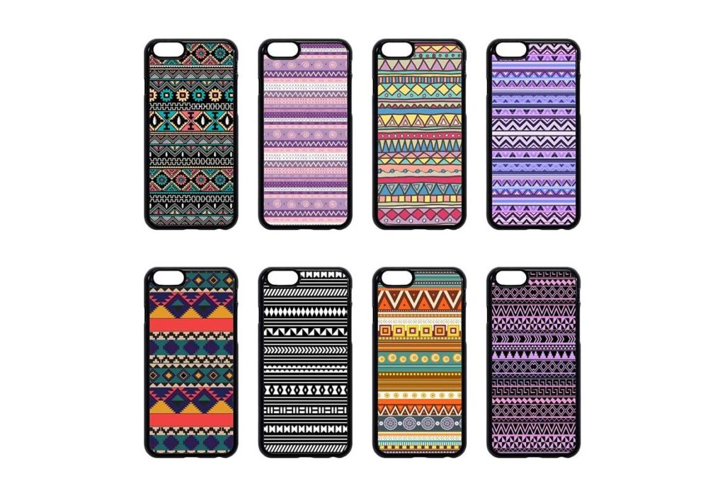 Patterns mobile cover