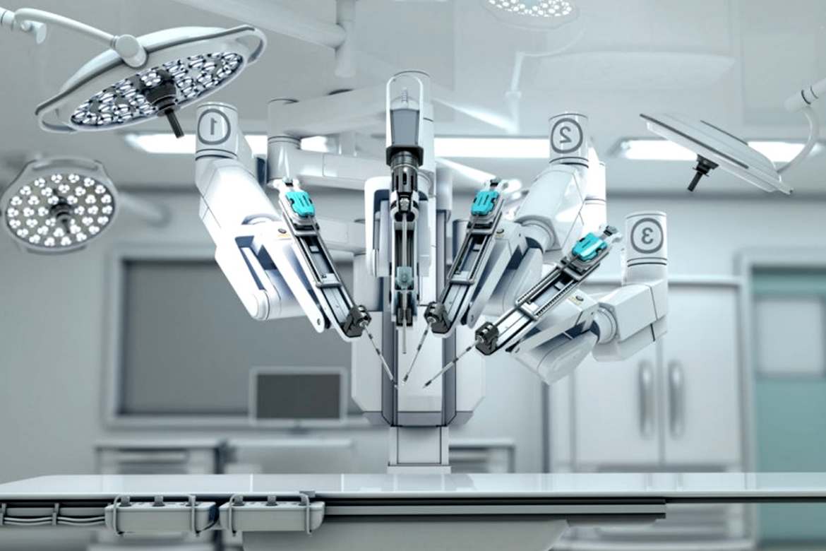 Robotic Medical Treatment