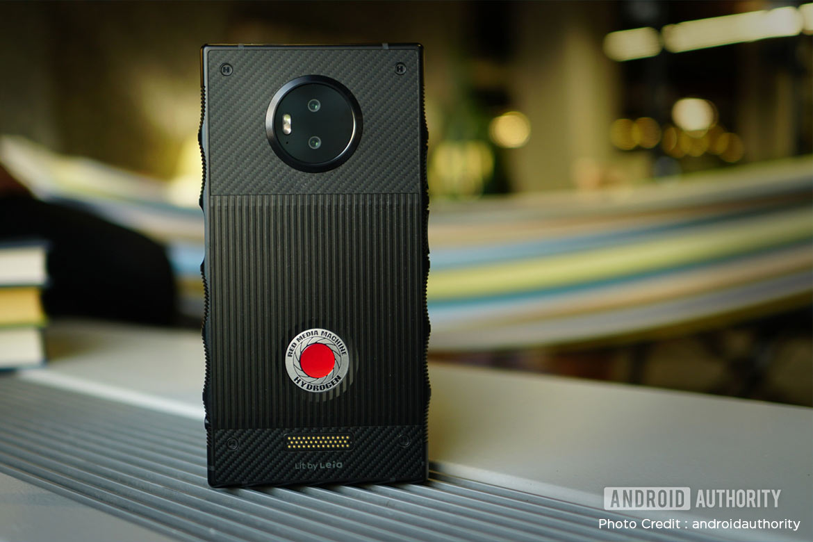 Red-Hydrogen-Two