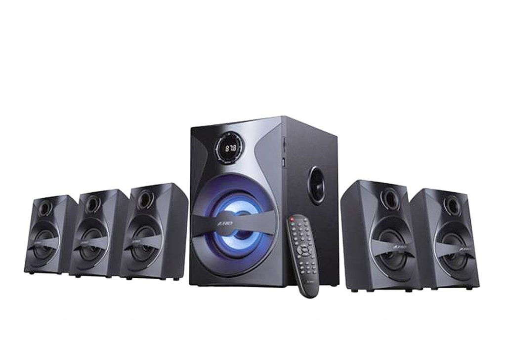 FND HOME SPEAKERS
