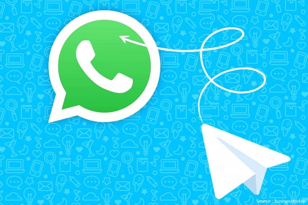 whatsaap message app