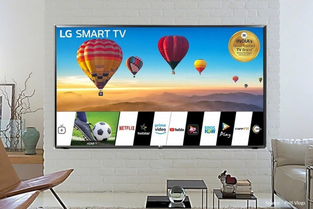LG Android tv