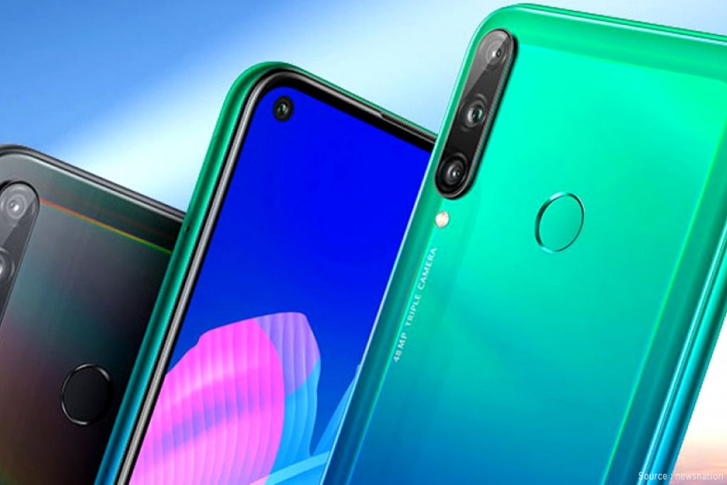 Huawei P40 Lite E smartphone