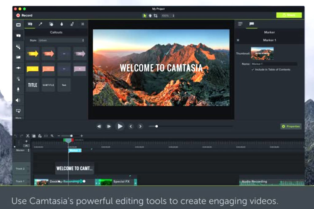 camtasia- TechMobi