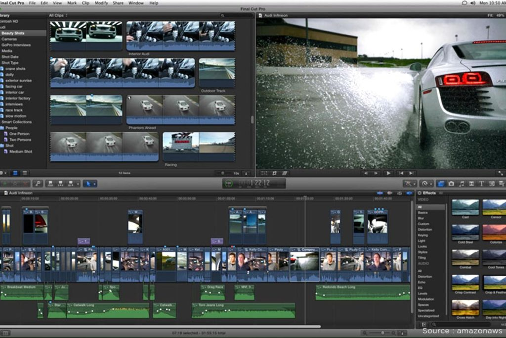 video editing software- TechMobi