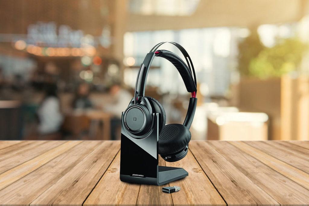 Plantronics B825 Voyager Focus Bluetooth Headset