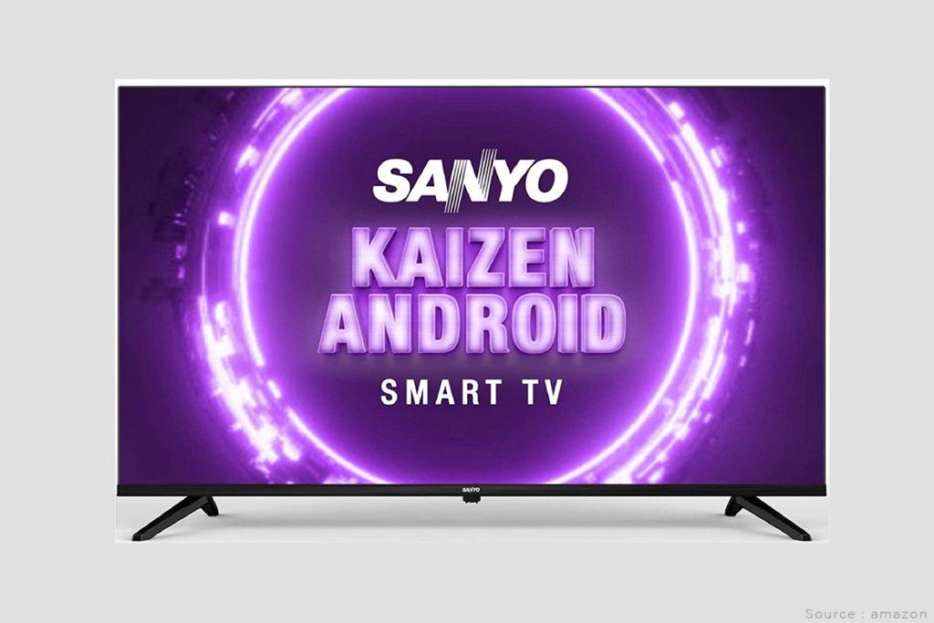 Sanyo 43 inch Android TV- TechMobi