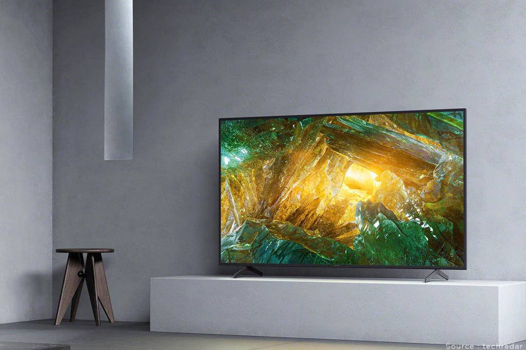 Sony bravia 4k Android TV- TechMobi