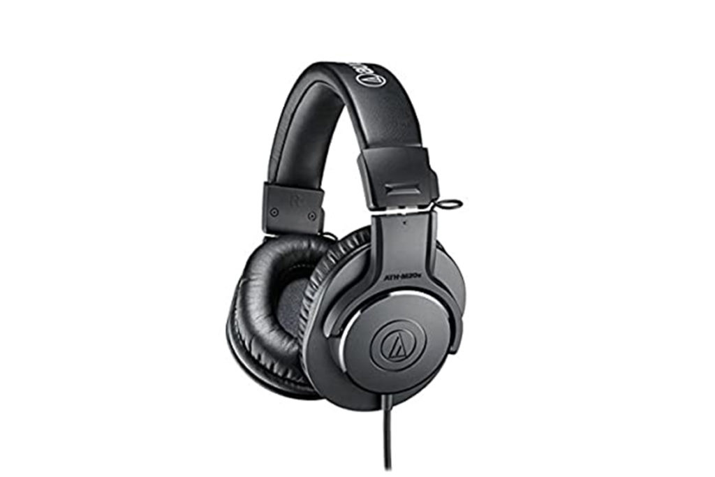 1. Audio -Technica ATH-M20X headphones