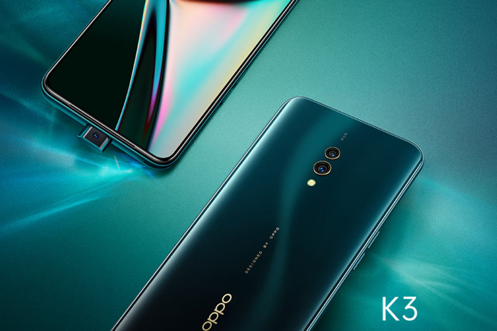 OPPO K3- TechMobi