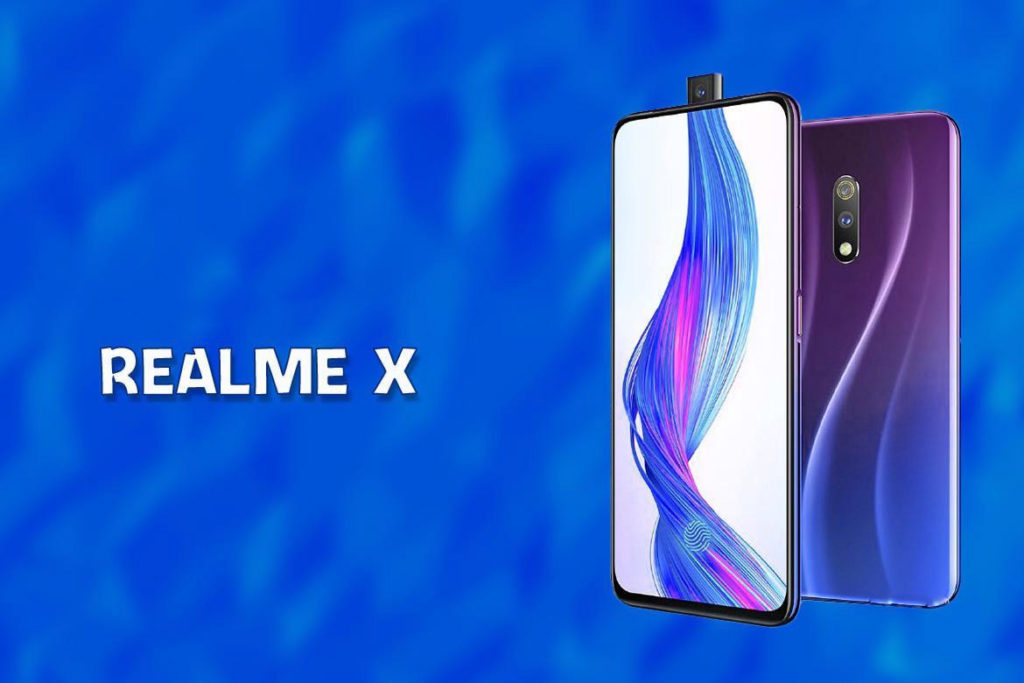 Realme X- TechMobi