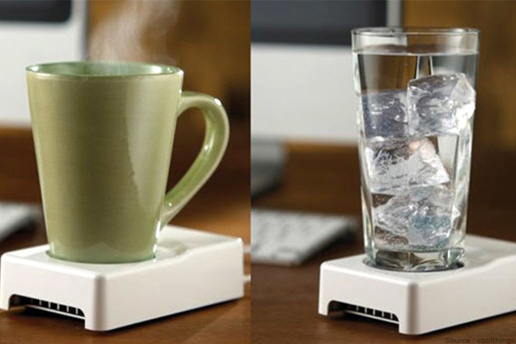 3. USB cup warmer/chiller
