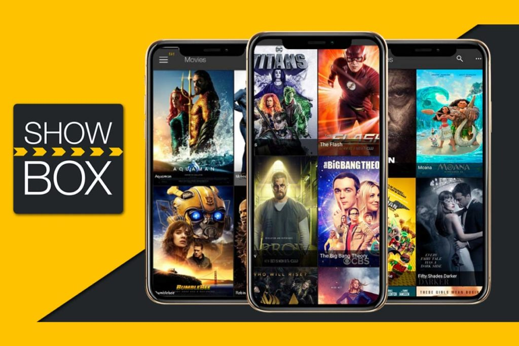 Some Features of Showbox APK