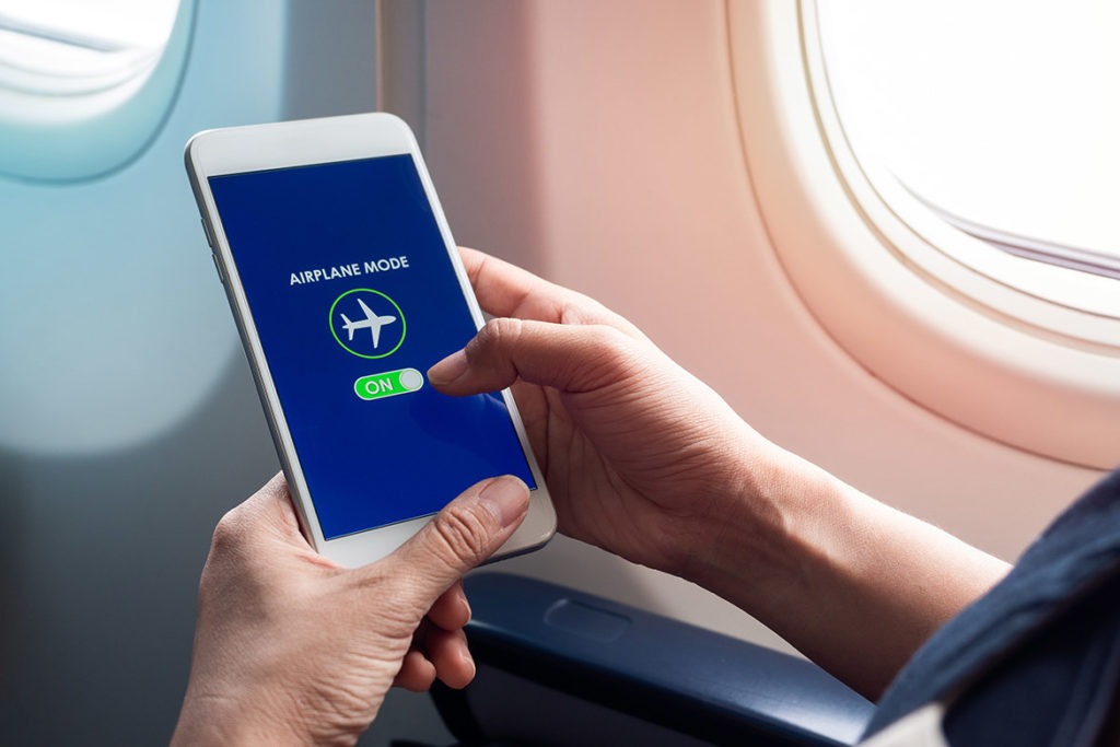 Use of Airplane mode- TechMobi