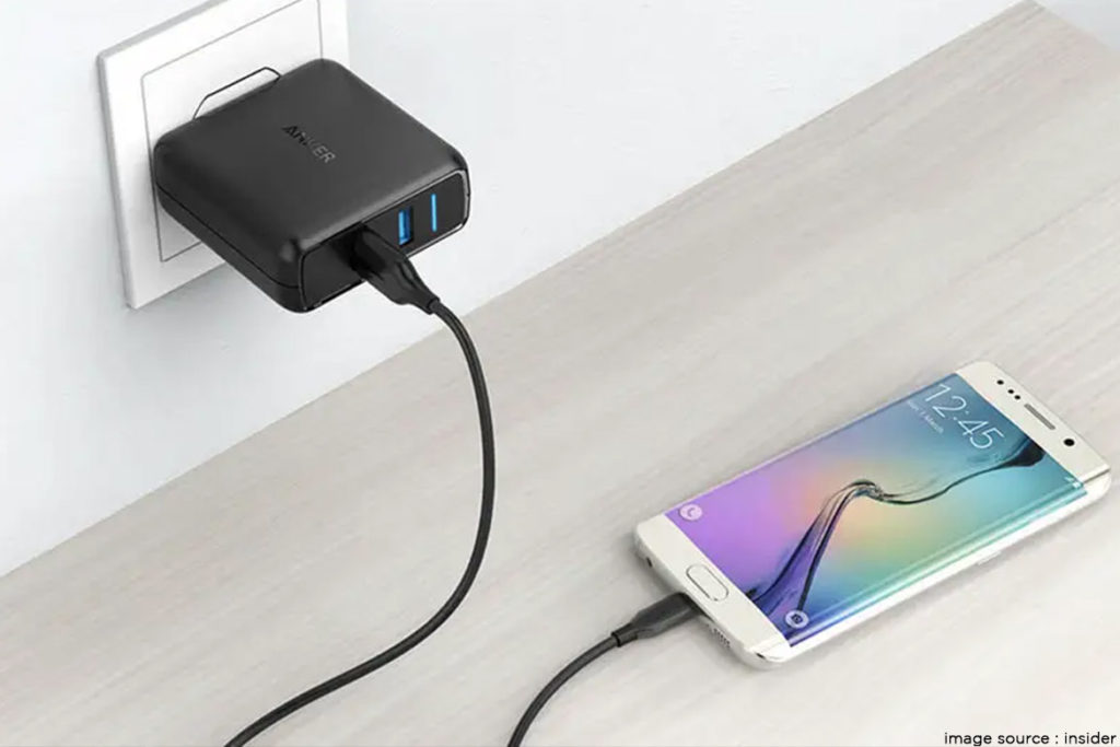 Wall charger is the best- TechMobi