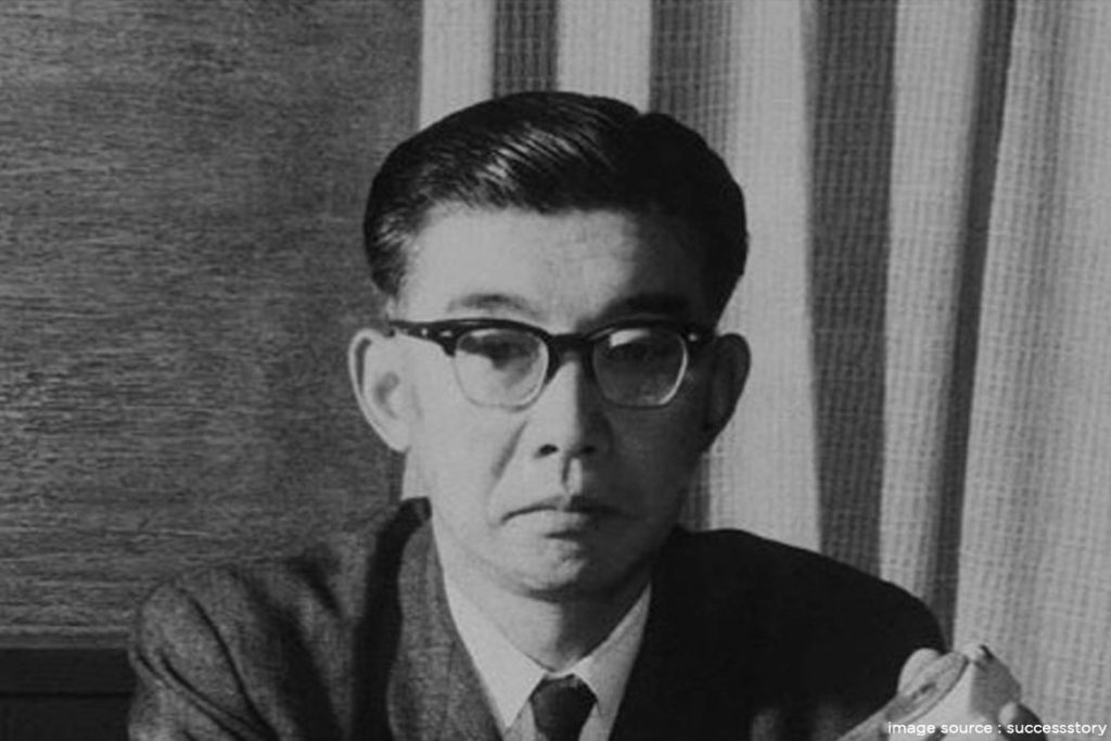 THE EARLY LIFE OF MASARU IBUKA- TechMobi