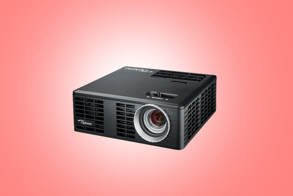 Optoma ML750e projector- TechMobi
