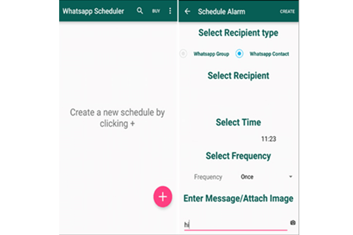 How To Schedule Messages On Whatsapp Techmobi