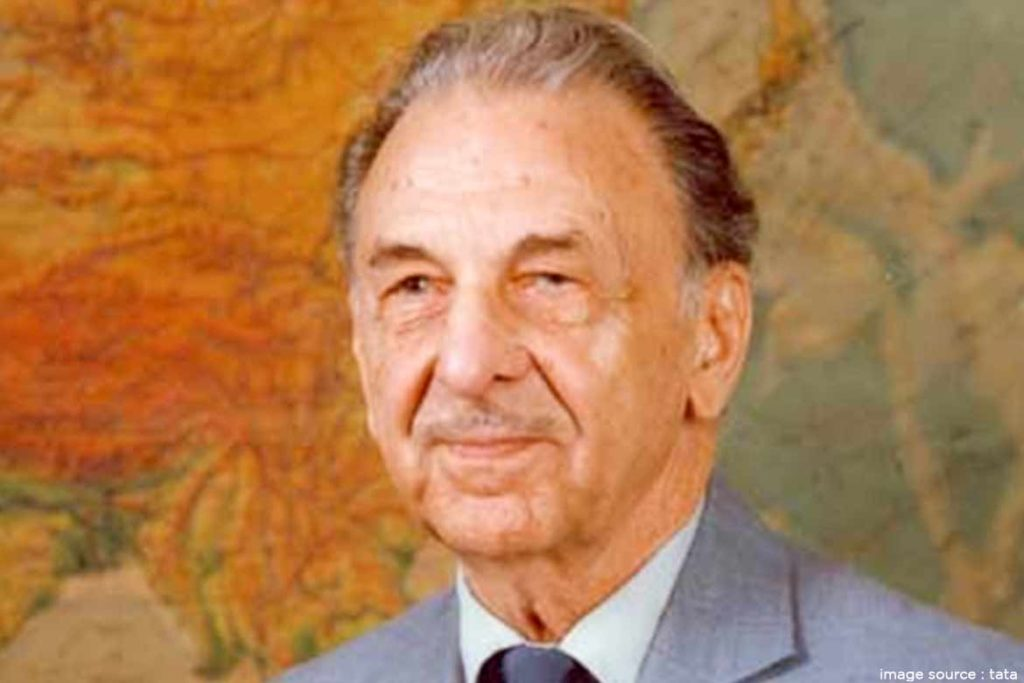 PHILANTHROPIC ACTIVITIES BY J R D TATA- TechMobi