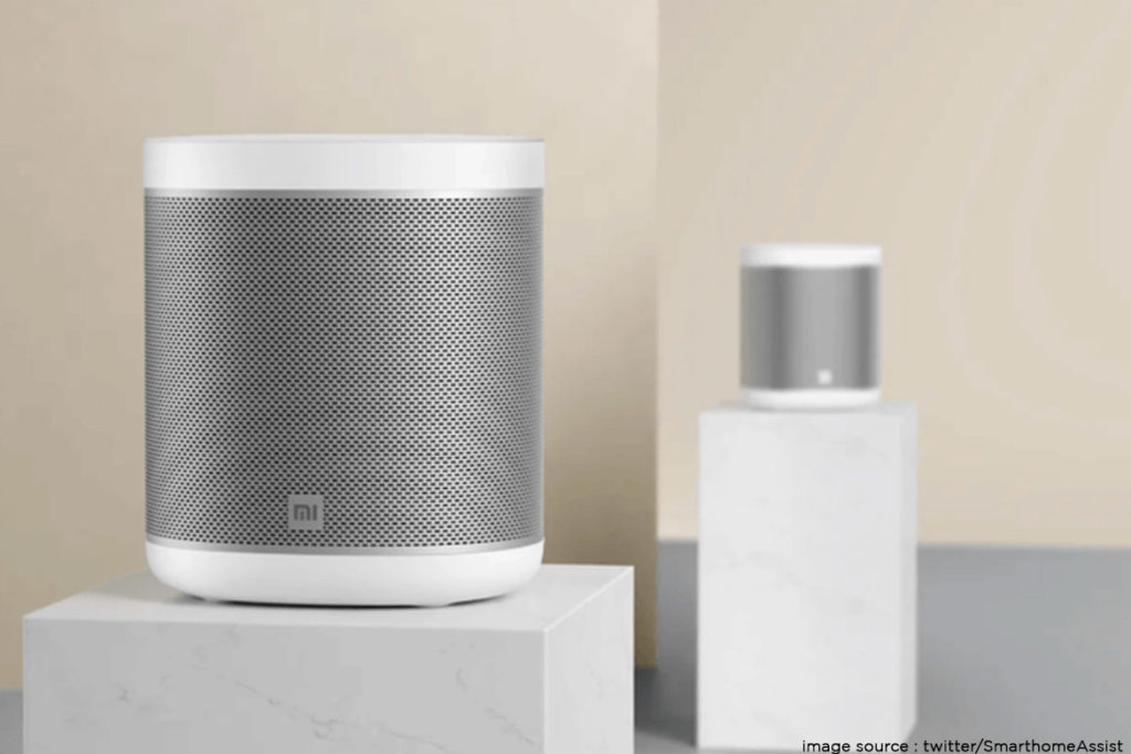 Mi smart speaker- TechMobi