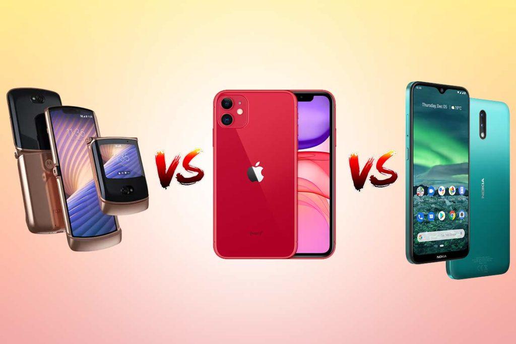 Motorola had many competitors like Apple, LG, Nokia-- TechMobi