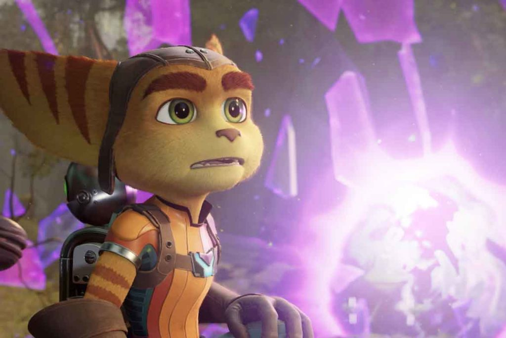 Ratchet and Clank: A Rift Apart- TechMobi