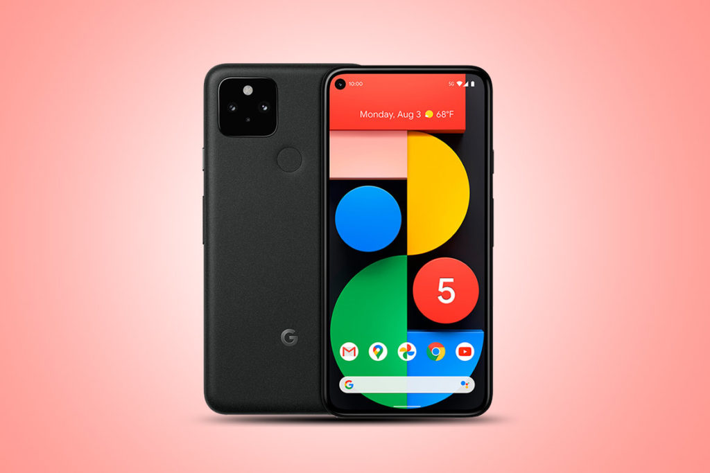 Google Pixel 5- TechMobi