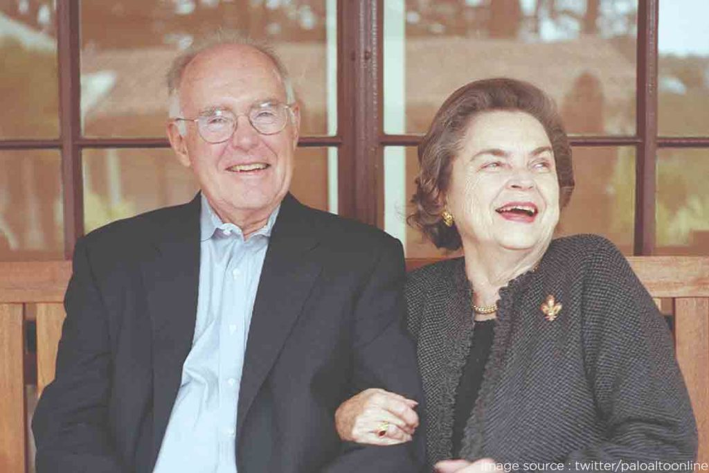Gordon Moore married Betty Irene Whitaker in 1950- TechMobi