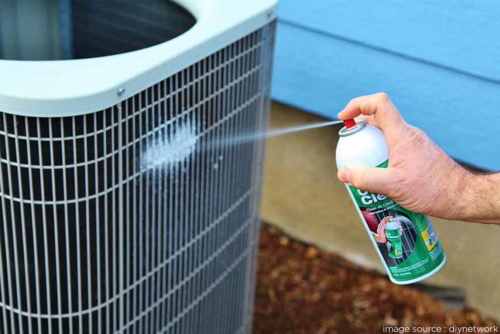 Keep your condenser and registers clean- TechMobi